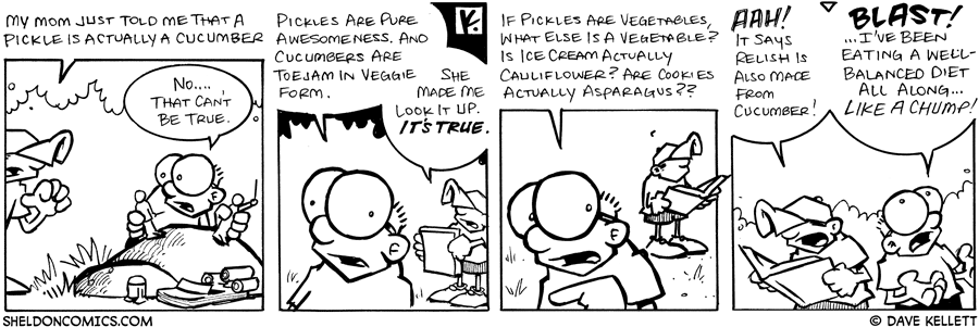 strip for May / 23 / 2007