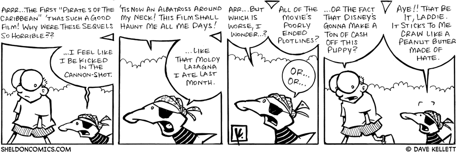 strip for May / 28 / 2007
