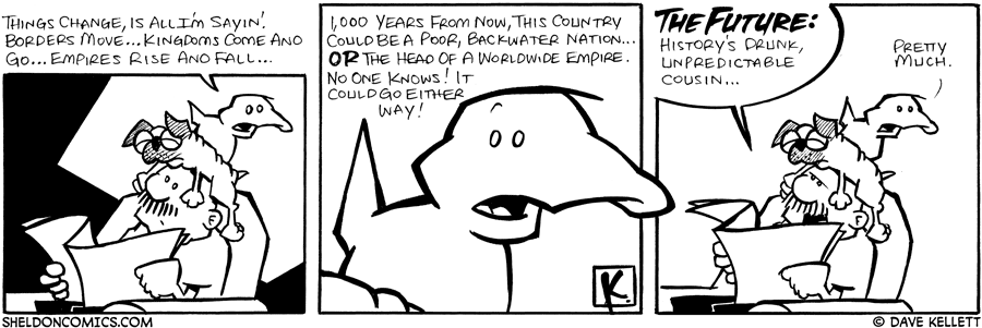 strip for June / 8 / 2007