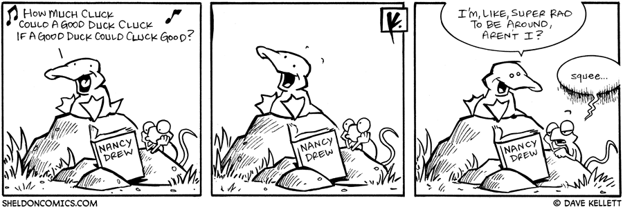 strip for June / 25 / 2007