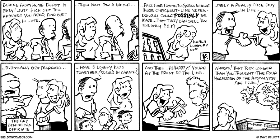 strip for June / 27 / 2007