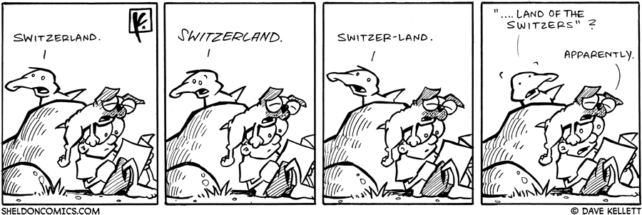 strip for June / 28 / 2007