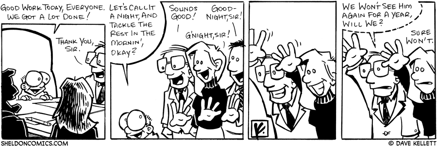 strip for September / 17 / 2007 - How is Sheldonsoft after Sheldon's been there?