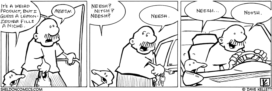 strip for February / 26 / 2008 - What does a lemon-zester do?