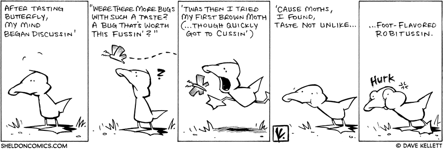 strip for May / 15 / 2008 - What does Arthur chase next?