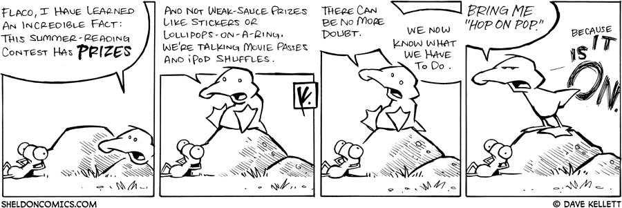 strip for July / 2 / 2008 - What has Arthur decided?