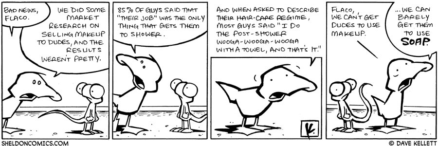strip for February / 23 / 2009 - What's the result Arthur?