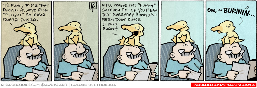 strip for June / 27 / 2009 - What does Arthur find funny?