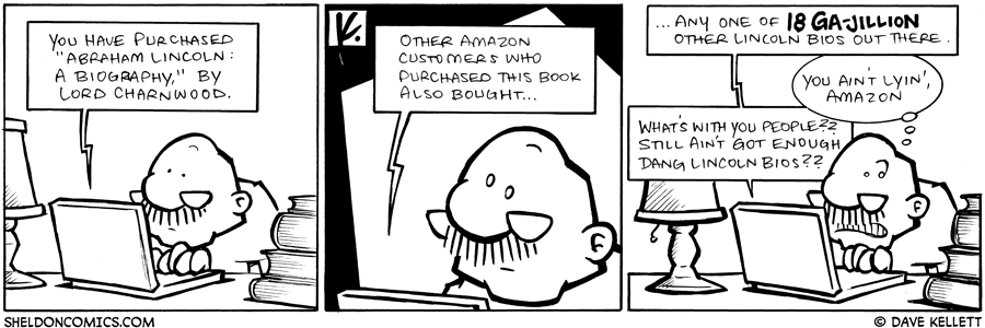 strip for August / 4 / 2009 - What has Gramp purchased?