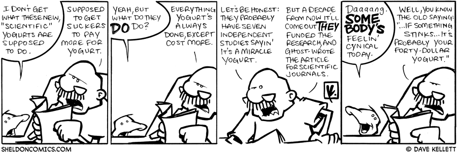 strip for August / 17 / 2009 - Arthur doesn't get...