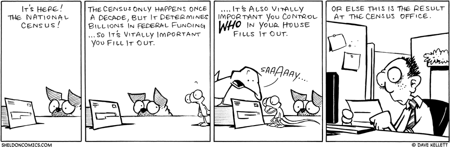 strip for March / 18 / 2010 - What is here?