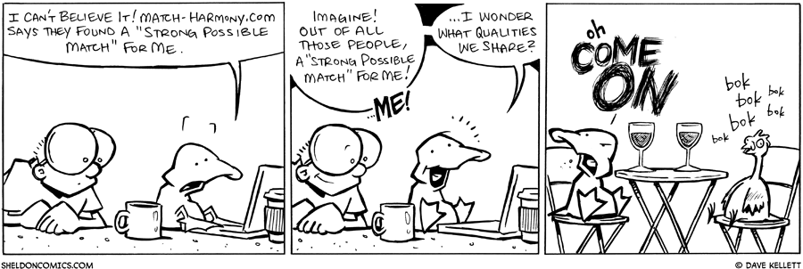 strip for April / 29 / 2010 - What is Arthur excited about?