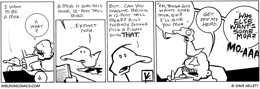 strip for October / 16 / 2010