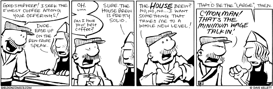 strip for November / 17 / 2010 - What does Gramps seek?