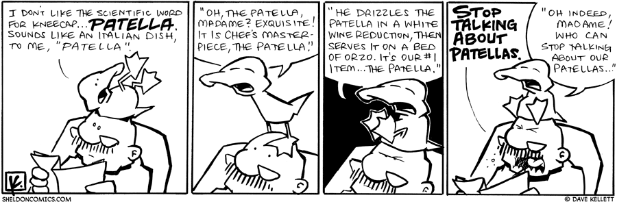 strip for December / 21 / 2010 - What scientific word does Arthur dislike?