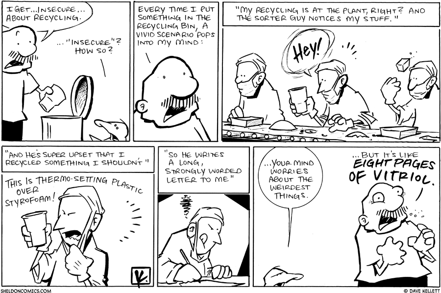 strip for January / 7 / 2011 - What does Gramps get insecure about?