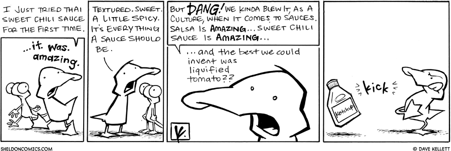 strip for March / 21 / 2011 - What did Arthur try that was amazing?