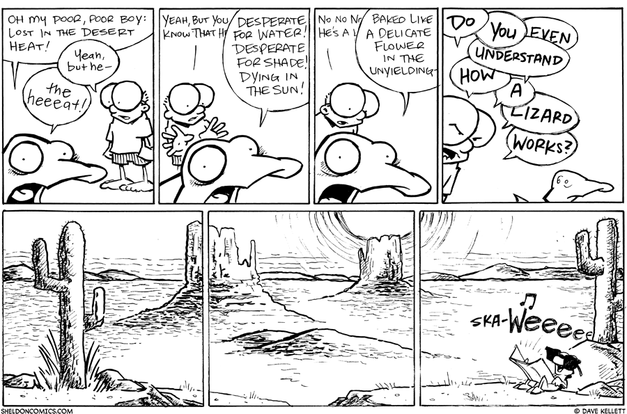 strip for June / 19 / 2011