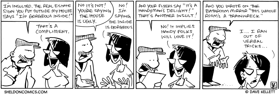 strip for October / 24 / 2011 - Why is Gramp angry with the realtor?