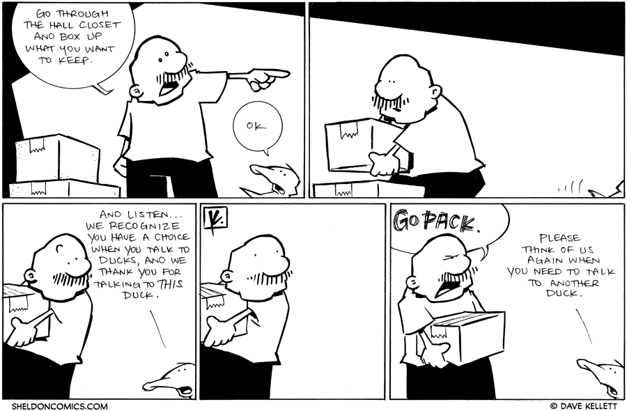 strip for October / 25 / 2011 - What does Gramp want Arthur to do?