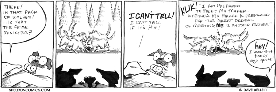 strip for February / 7 / 2012 - Is that...