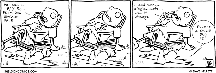 strip for February / 25 / 2012
