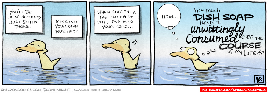 strip for March / 26 / 2012 - You'll be doin'...