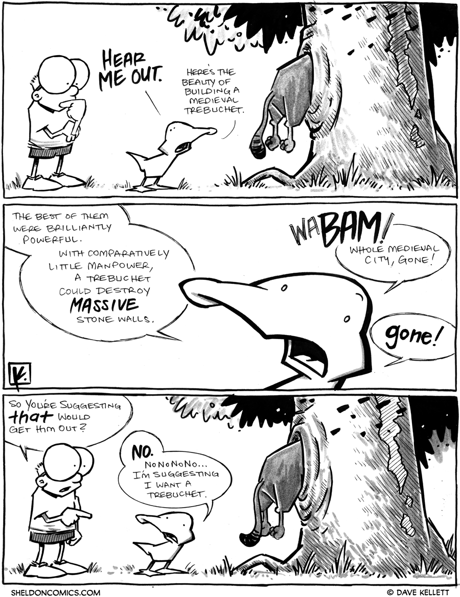 strip for March / 28 / 2012 - What does Arthur suggest?