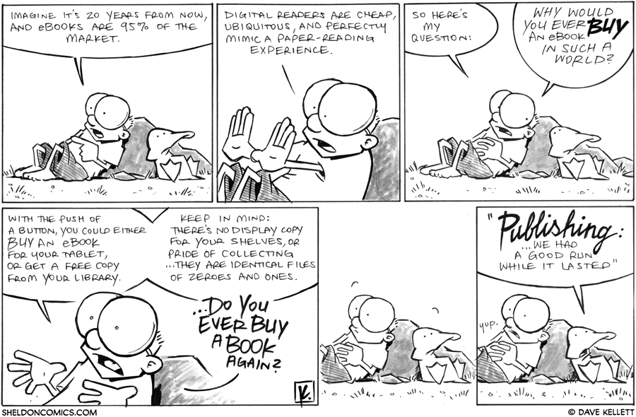 strip for July / 25 / 2012 - Imagine it's 20 years from now, and...