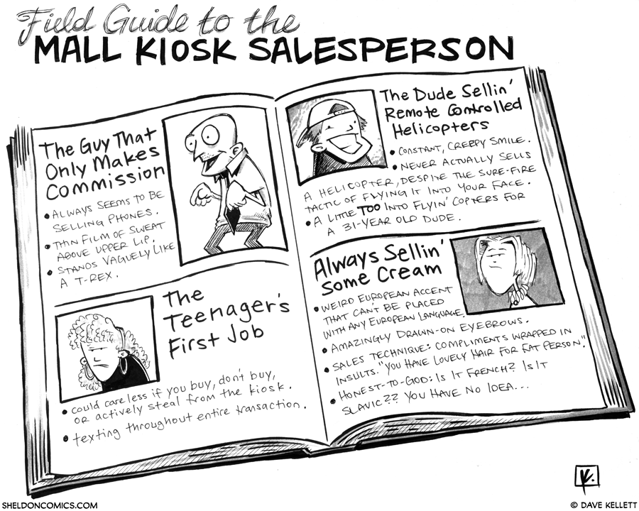 strip for September / 26 / 2012 - Field Guide to...