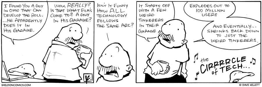 strip for October / 26 / 2012 - What did Arthur find for Gramp?