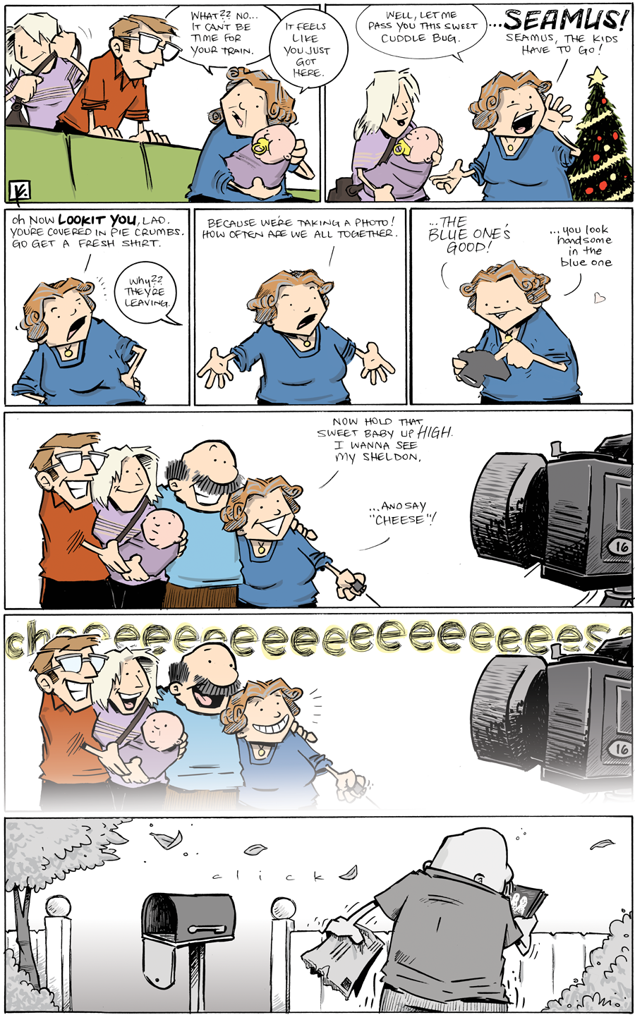 strip for October / 29 / 2012 - It can't be time for...