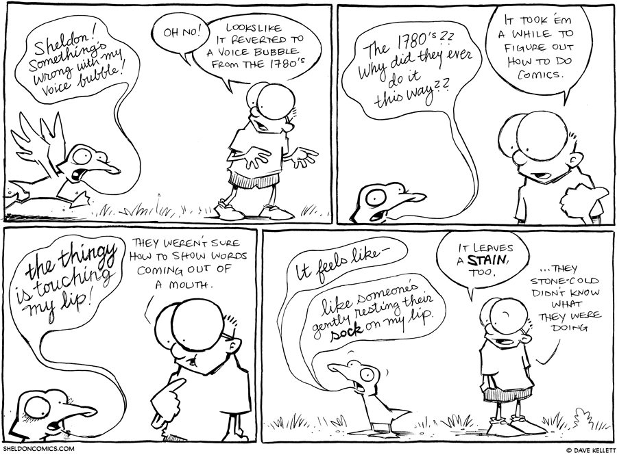 strip for January / 22 / 2013 - What's wrong with Arthur?