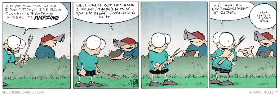 strip for May / 23 / 2014 - The Finest of Things