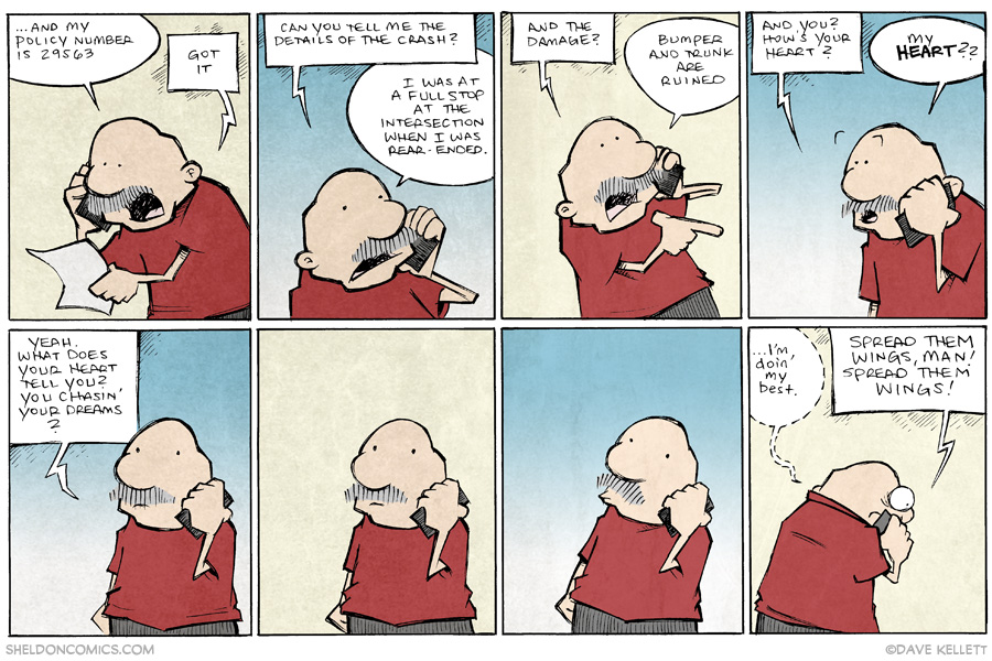 strip for June / 9 / 2014 - Insurance
