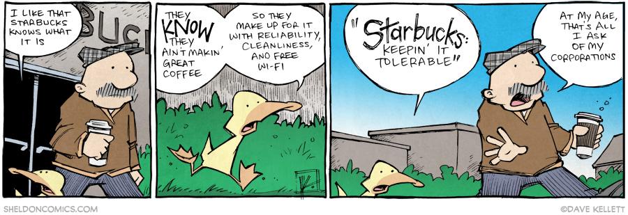 "strip for September / 23 / 2014 - ""Keepin' It Tolerable"""