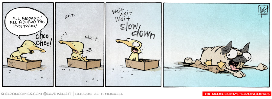 strip for October / 24 / 2014 - WaitWaitWait