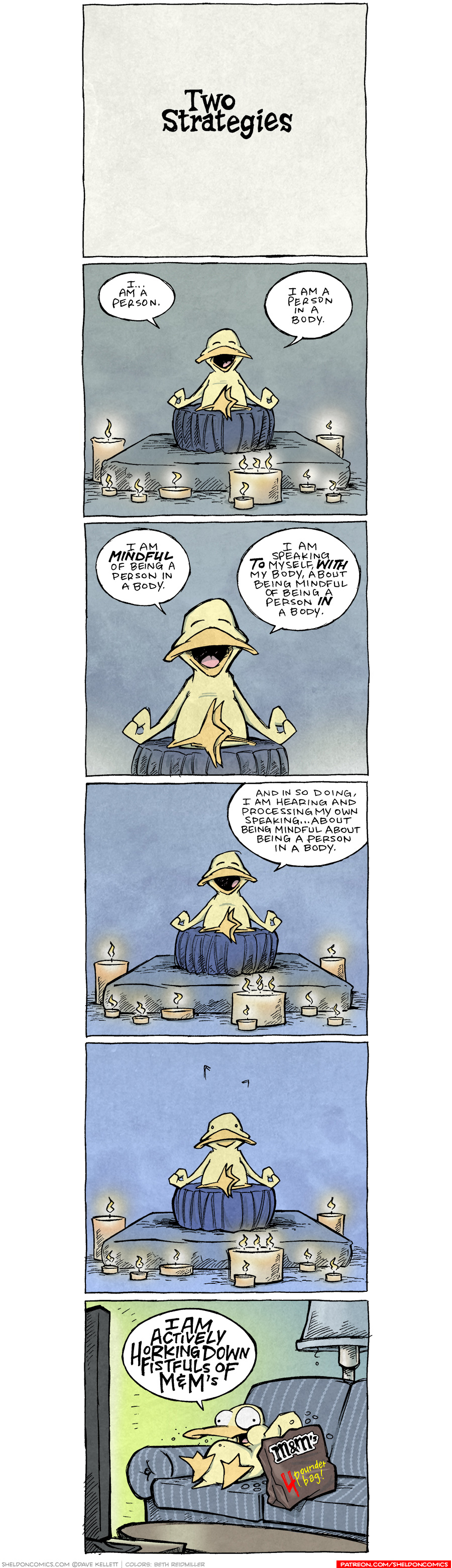 strip for May / 4 / 2020 - Two Strategies