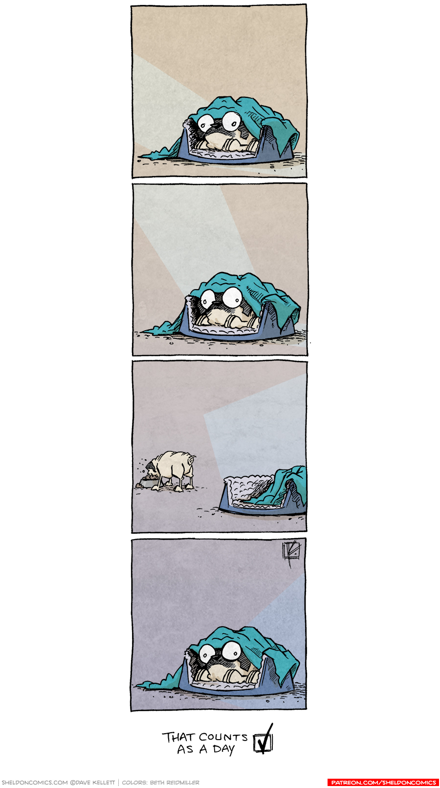 strip for July / 10 / 2020 - That Counts as a Day