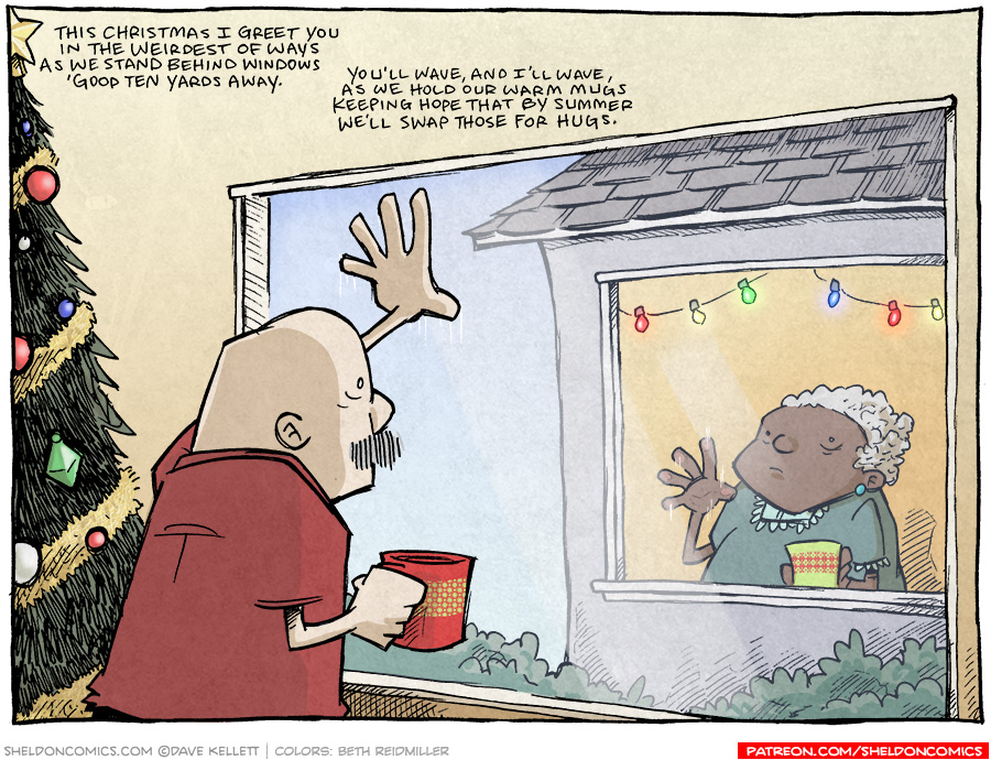 strip for December / 23 / 2020 - This Christmas