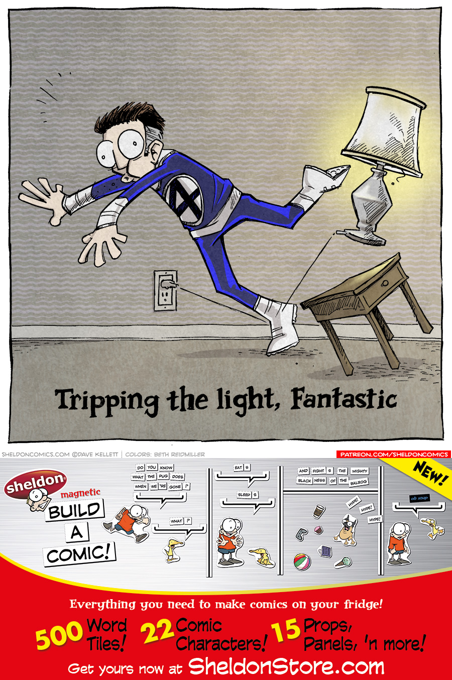 strip for March / 9 / 2021 - Oh Fantastic