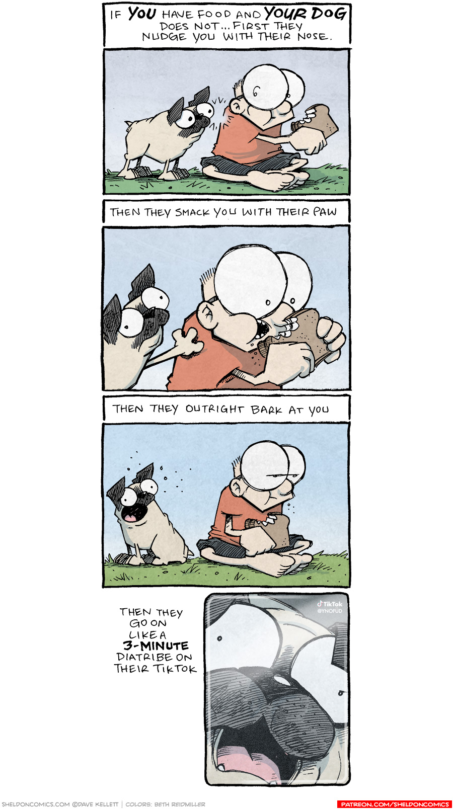 strip for August / 13 / 2021 - Please share.