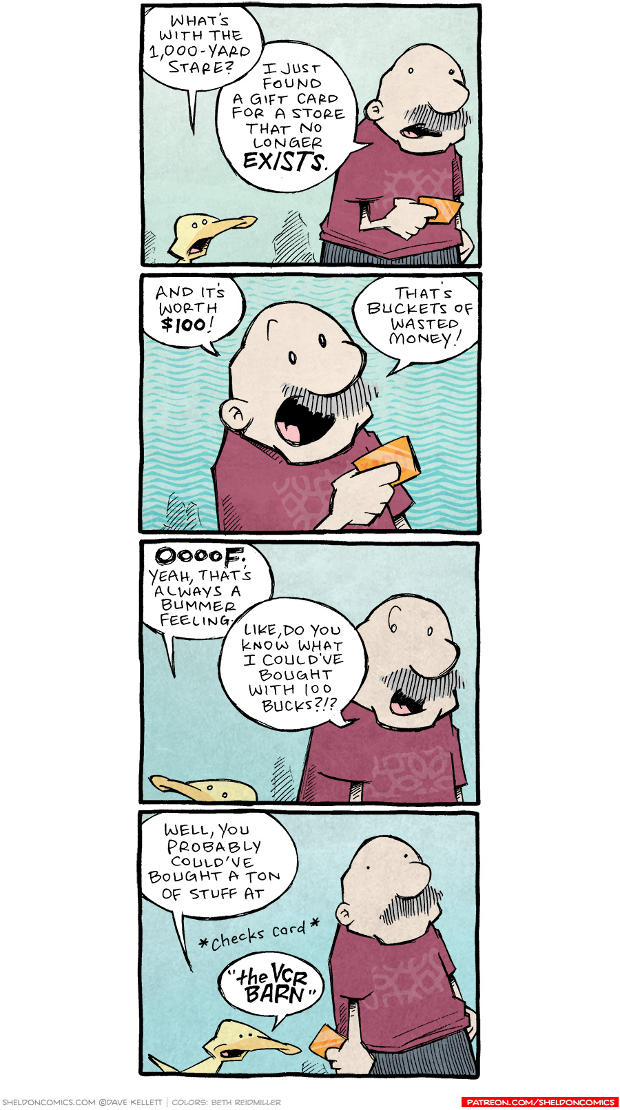 strip for August / 23 / 2021 - Gift Cards